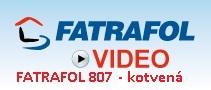 Video rekonštrukcie strechy FATRAFOL 807